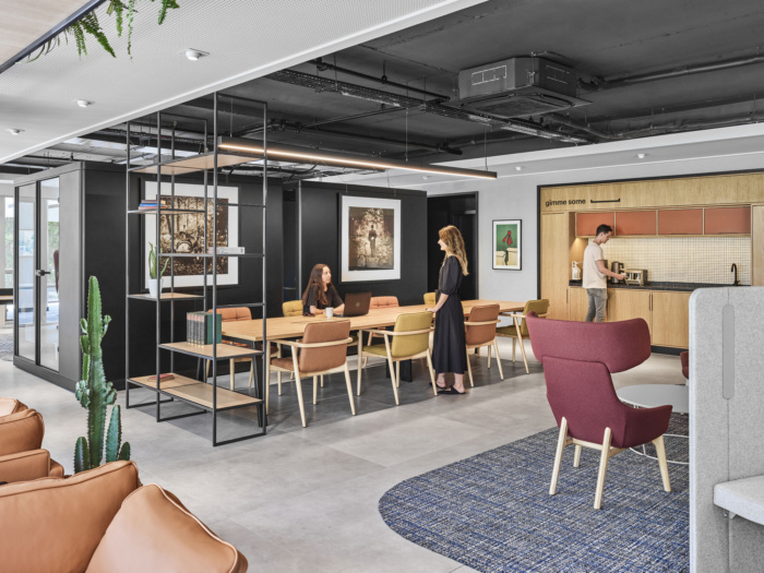 Han Spaces Coworking Offices - Istanbul - 6