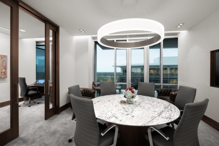 Newfield Exploration Executive Floor Offices - The Woodlands - 14