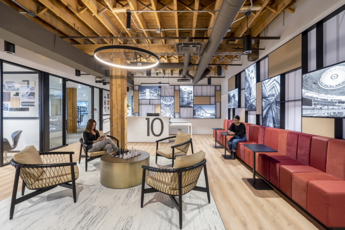 Number TEN Architectural Group Offices - Winnipeg - 1
