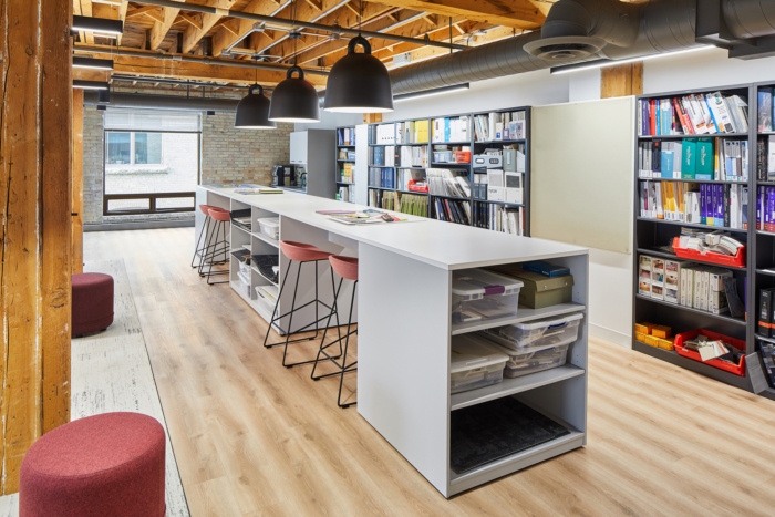 Number TEN Architectural Group Offices - Winnipeg - 5