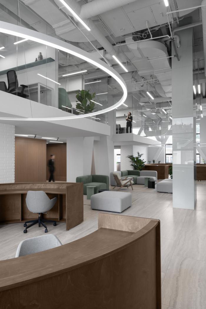 Praktik Coworking Offices - Moscow - 3