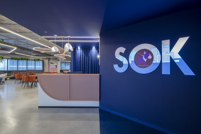 SOK Offices - Tel Aviv - 1