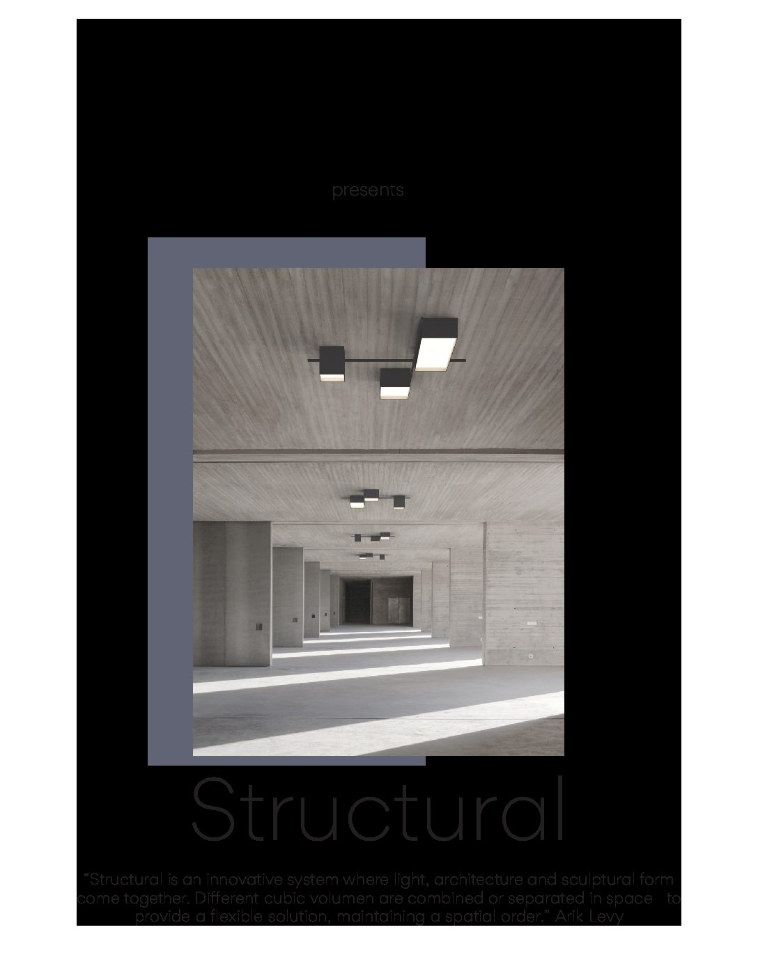 Vibia releases Structural - 0
