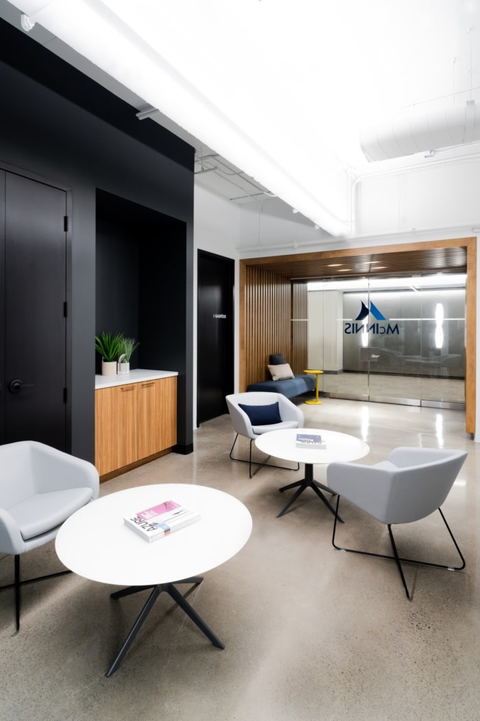 Ciment McInnis Offices - Montreal - 1