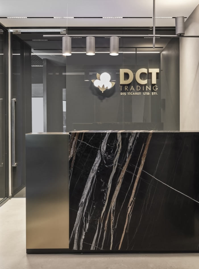 DCT Trading Offices - Istanbul - 1