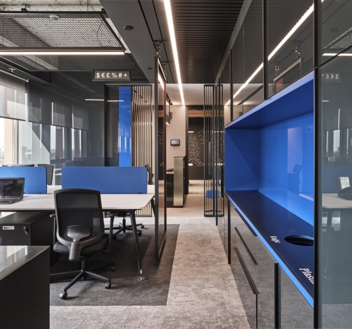 DCT Trading Offices - Istanbul - 2