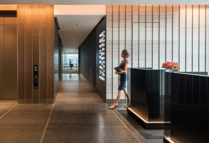 Eversheds Sutherland Offices - Hong Kong - 2