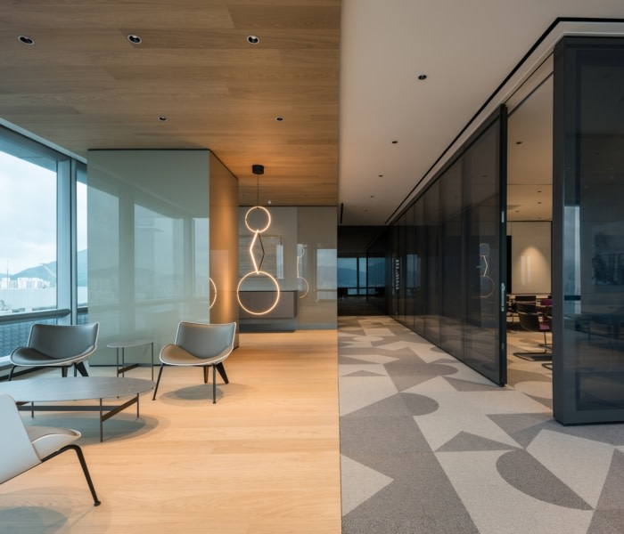 Eversheds Sutherland Offices - Hong Kong - 3