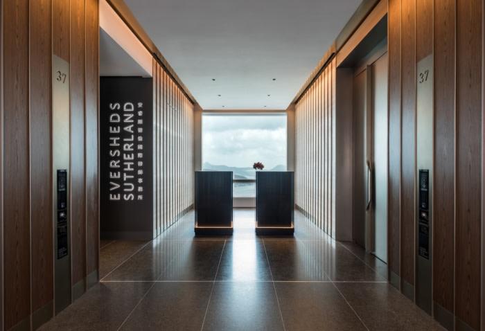 Eversheds Sutherland Offices - Hong Kong - 1