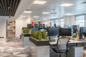 Confidential Investment Firm Offices - London