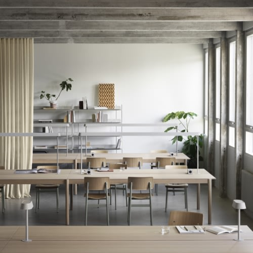 MUUTO releases Linear System Series + Linear Lamp Series - 0
