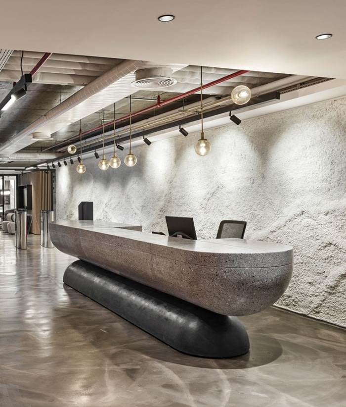Olka Offices and Showroom - Istanbul - 1