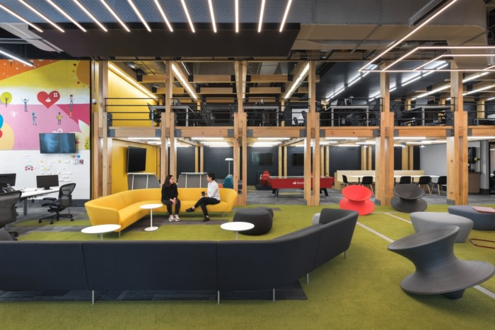 Santander Client Strategy HUB Offices - Mexico City - 1