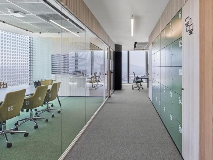 Schneider Electric Offices - İzmir - 9