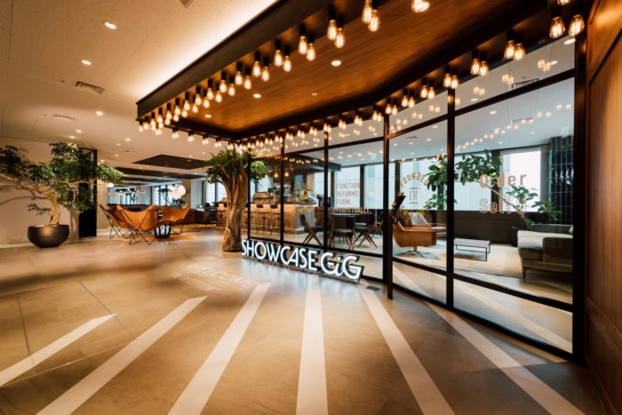 Showcase Gig Offices - Tokyo - 1