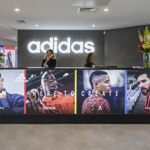 Adidas Offices – Manchester