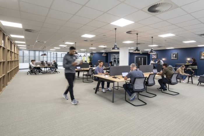 Adidas Offices - Manchester - 8
