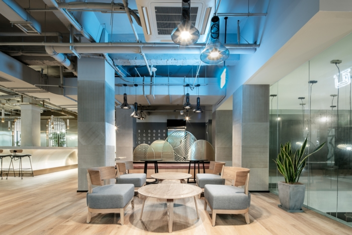 Bigger Silicon Alley Coworking Offices - Beijing - 6