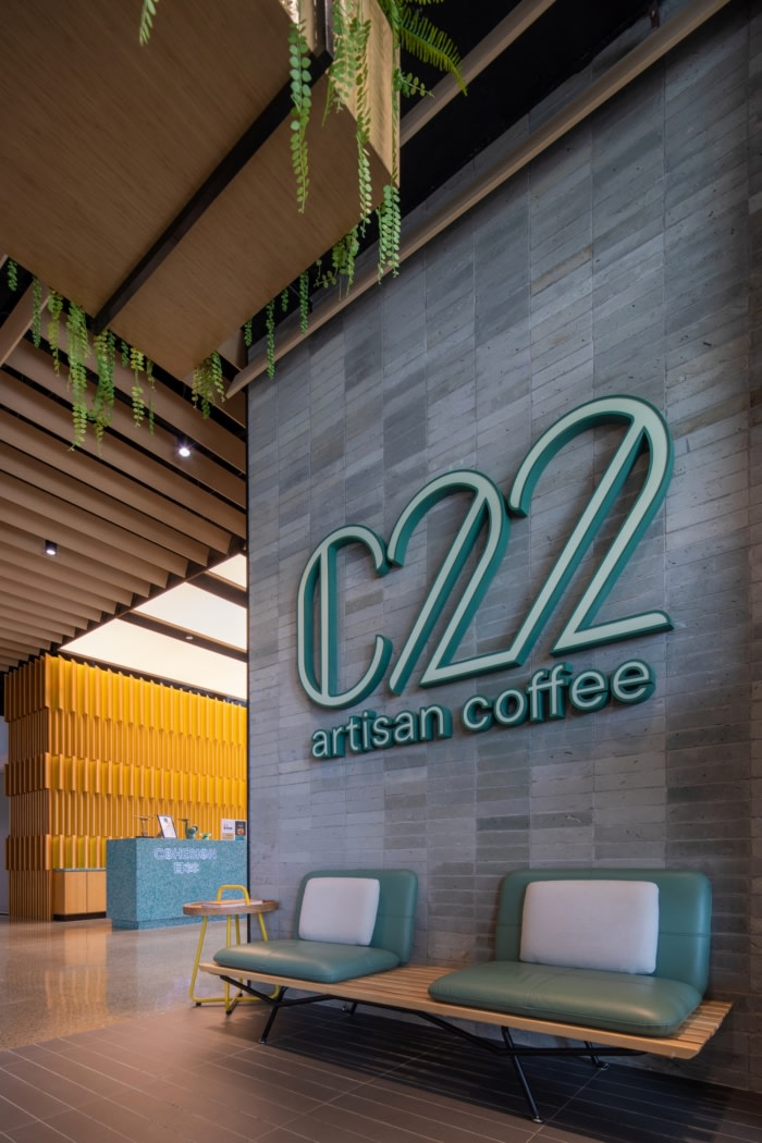 Cohesion Coworking Offices - Shanghai - 17