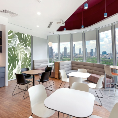 recent Connell Offices – Ho Chi Minh City office design projects