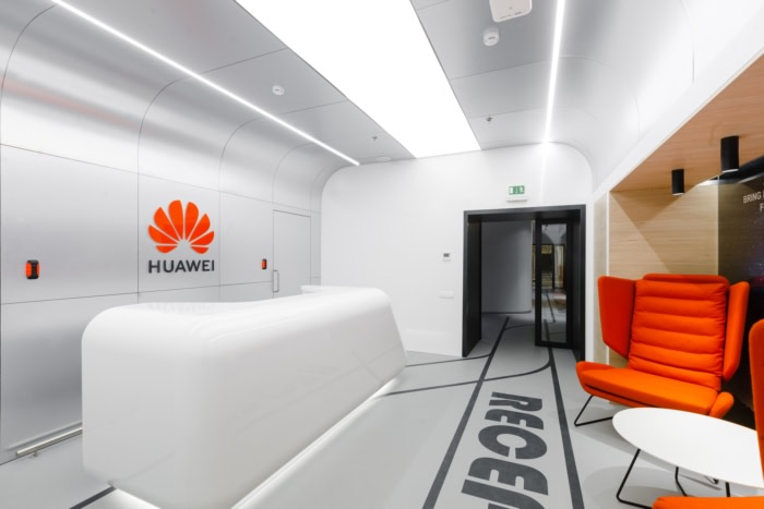 Huawei Offices - Novosibirsk - 1