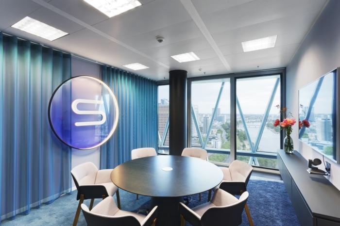IG Europe and Spectrum MTF Operator Offices - Frankfurt - 1