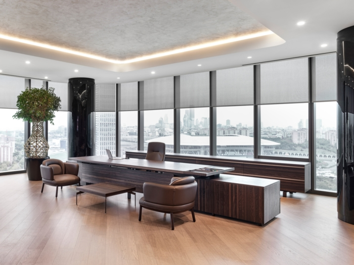 Invest Construction Offices - Istanbul - 9