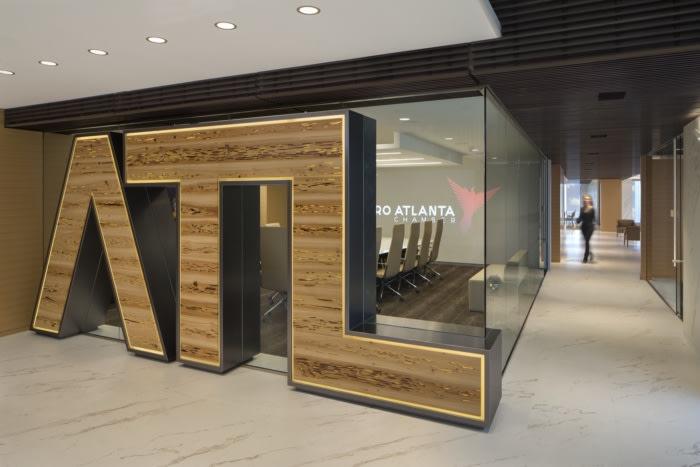 Metro Atlanta Chamber of Commerce Offices - Atlanta - 2