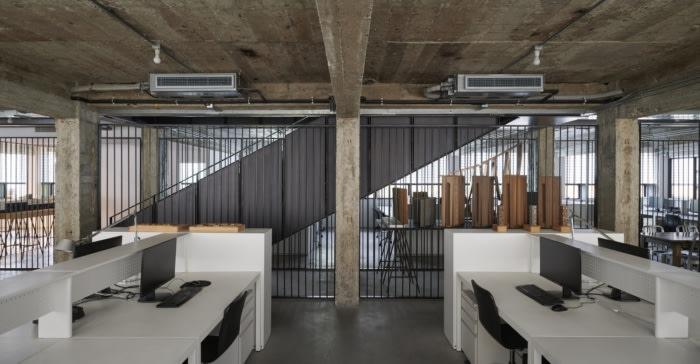 Neri&Hu and Design Republic Offices - Shanghai - 4