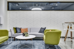 Sofas / Modular Lounge in Wind Energy Transmission of Texas Offices - Austin