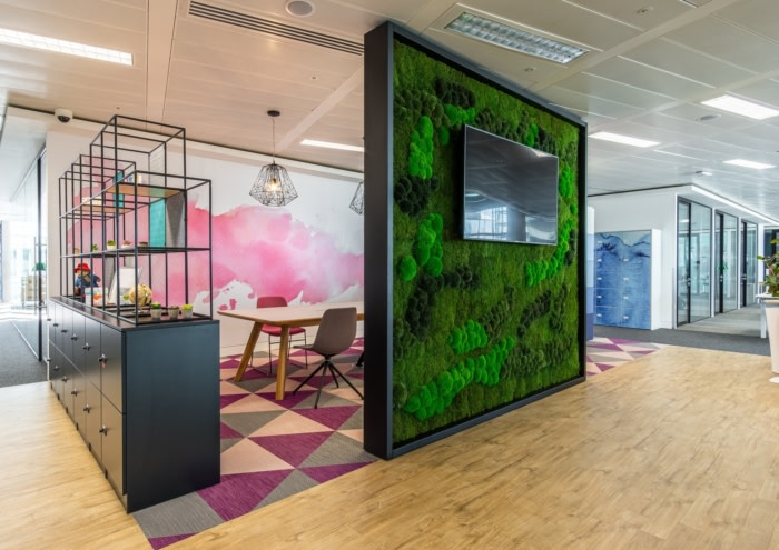 Confidential Global Pharmaceuticals Company Offices - London - 2