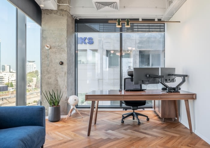 High-End Food Service Company Offices - Tel Aviv - 7
