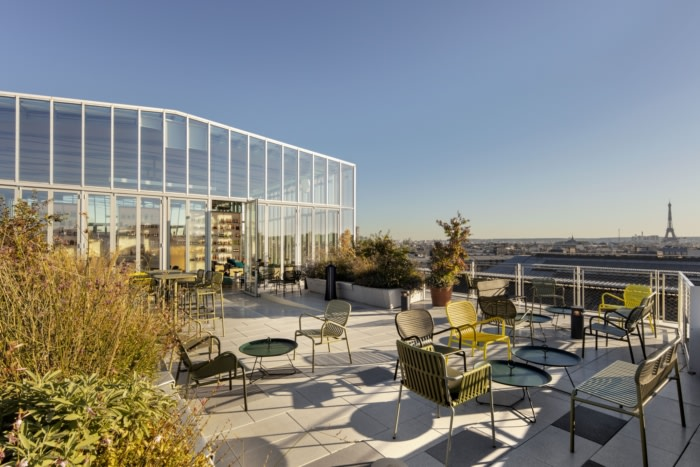 Pernod Ricard Headquarters - Paris - 16