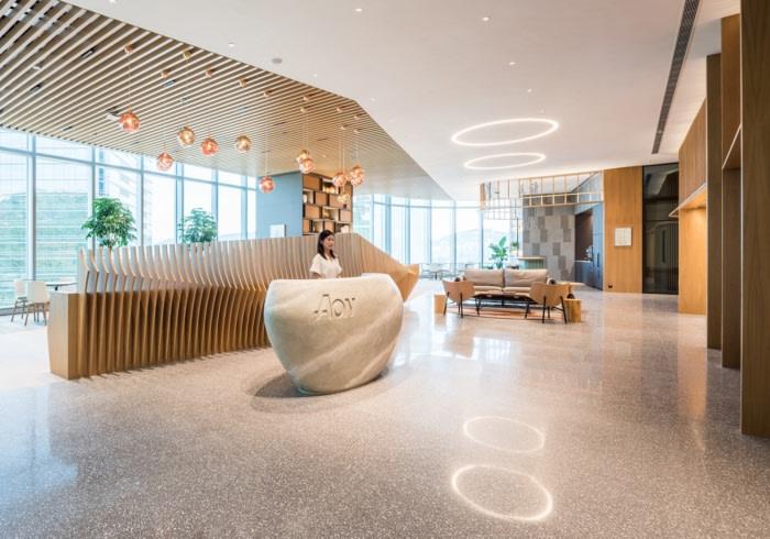 Aon Offices - Hong Kong - 1