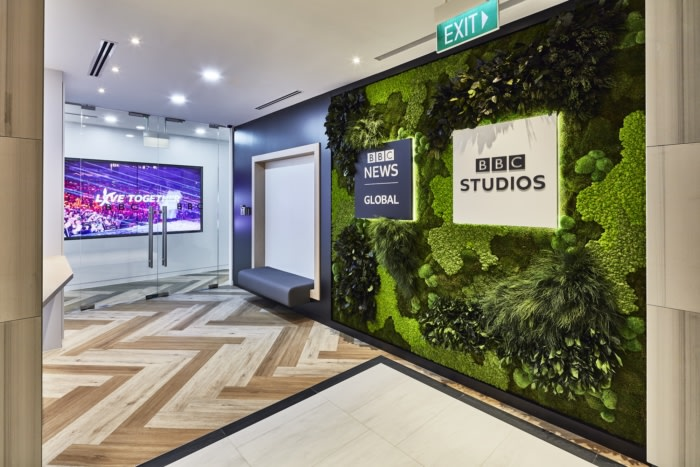 BBC Studios Offices - Singapore - 1
