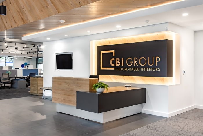 CBI Workplace Solutions Showroom and Offices - Austin - 1