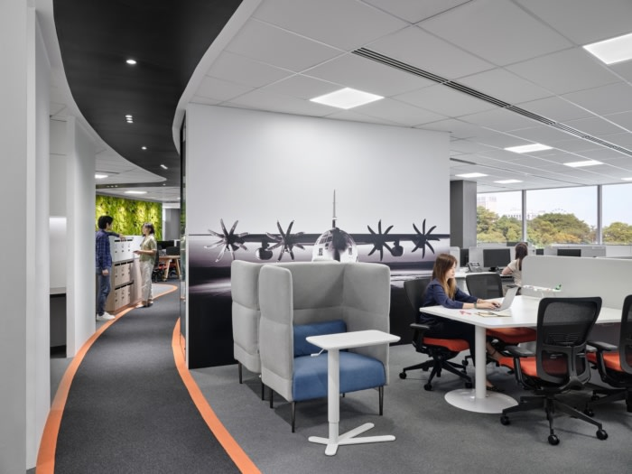 Collins Aerospace Offices - Singapore - 6