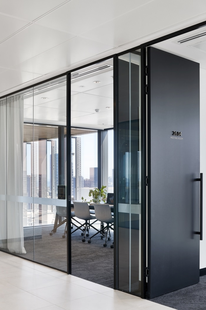 Confidential Client Offices - Melbourne - 15
