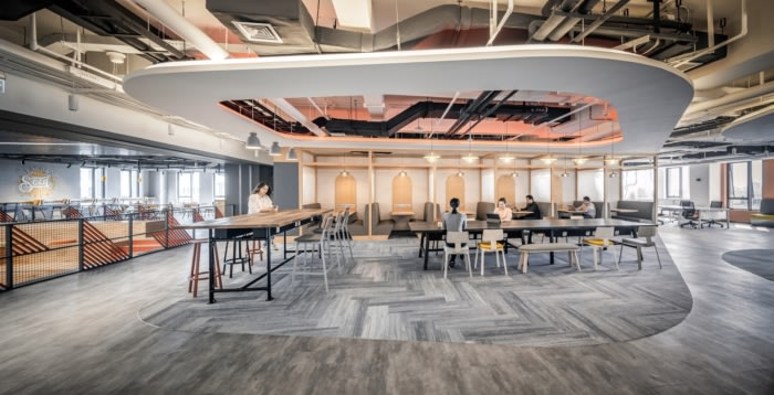 PwC PlayLab Offices - Beijing - 5