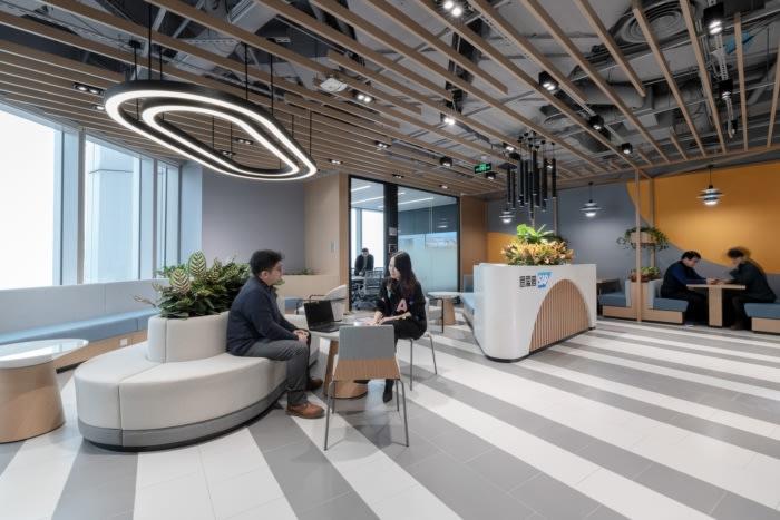 SAP Offices - Shanghai - 2