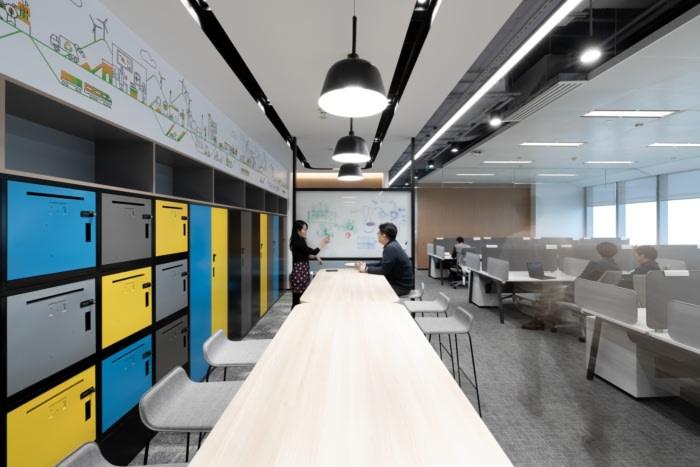 SAP Offices - Shanghai - 6