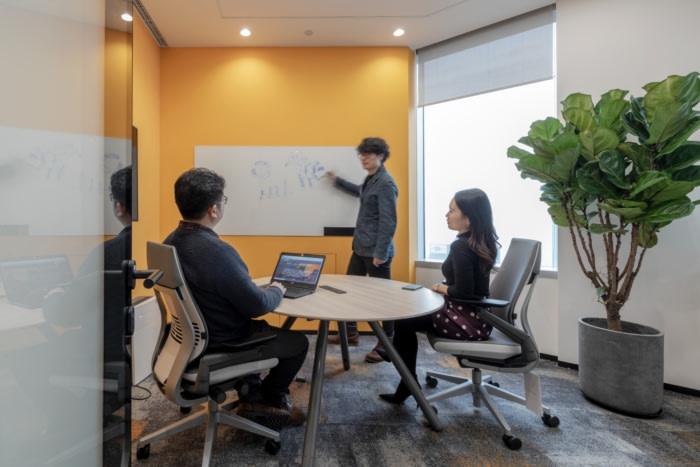 SAP Offices - Shanghai - 10