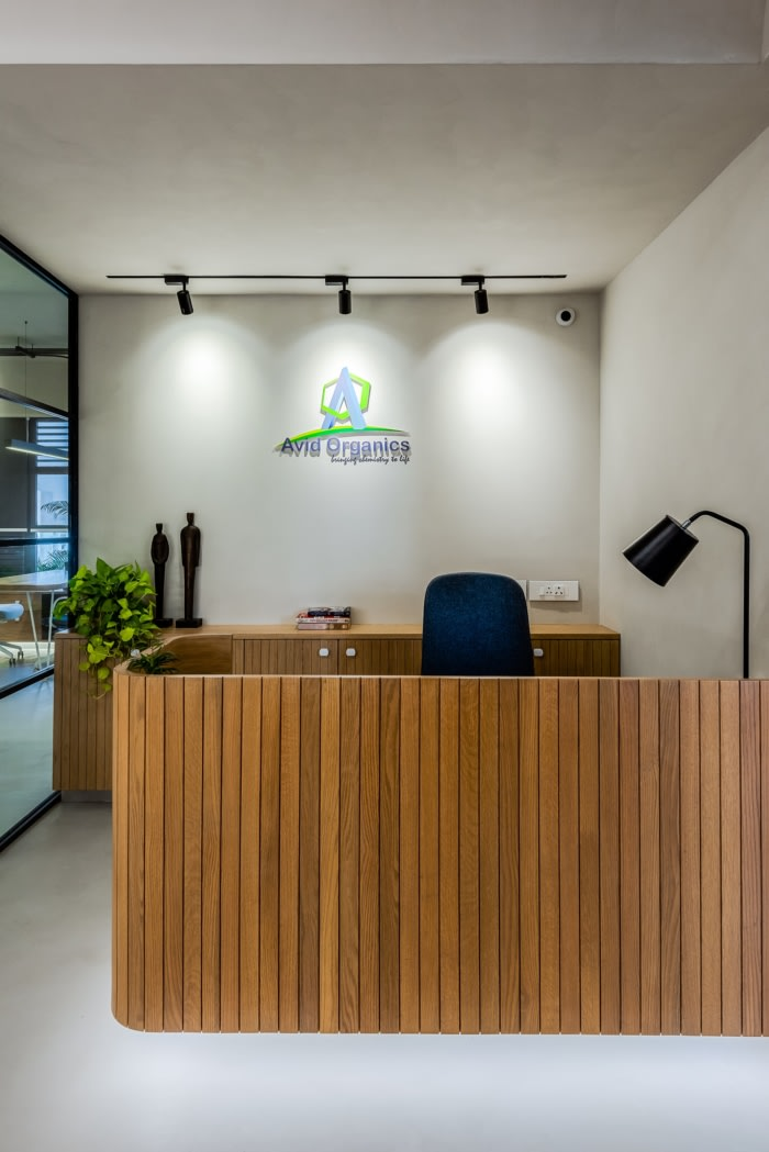 Avid Organics Offices - Vadodara - 2
