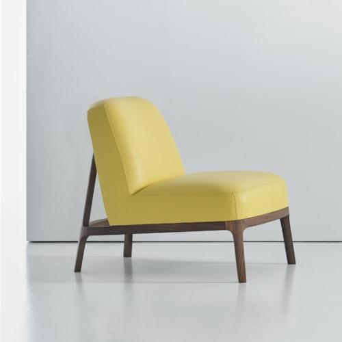 Claire Lounge by Bernhardt Design
