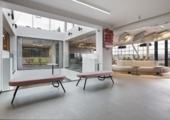 Pendant (Dome) in CoBAC Workspace Coworking Offices - Istanbul