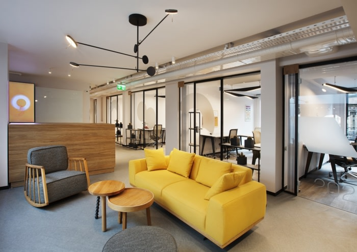 CoBAC Workspace Coworking Offices - Istanbul - 15