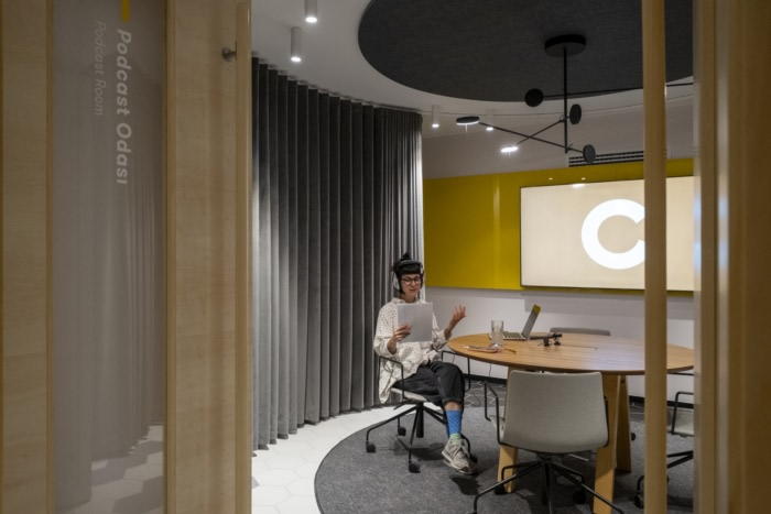 CoBAC Workspace Coworking Offices - Istanbul - 20