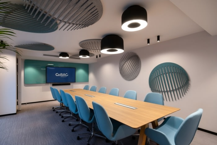 CoBAC Workspace Coworking Offices - Istanbul - 6