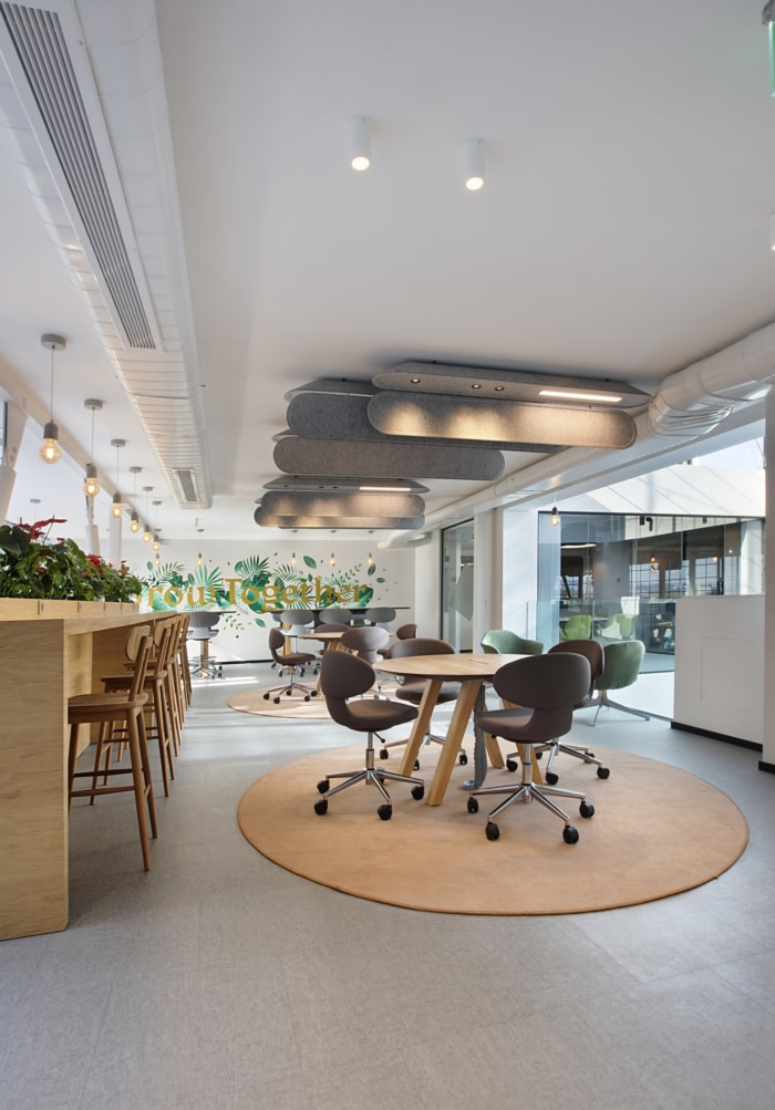 CoBAC Workspace Coworking Offices - Istanbul - 10