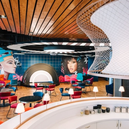 Creative States Coworking Offices – Kiev